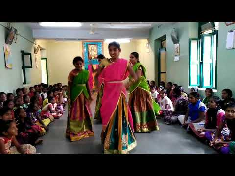 Diwali dress 2017 to Madhgondapalli Indira Gandhi Home Children(2)