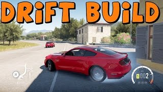 Forza Horizon 2 | 800+ Horsepower 2015 Mustang GT | Drift Build