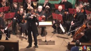 Le Soliste Stefan Schramm - Concert de la Réformation - Temple Saint-Etienne de Mulhouse