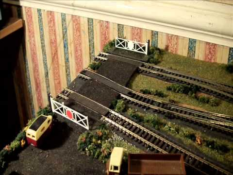 OO Gauge Model Railway Layout Update – 3/3/13