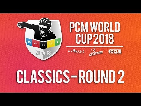 PCM World Cup 2018 - Classics - Second Chance - Group A - Classic 1