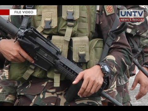 Mga daan sa Iligan City na papasok sa Marawi, mahigpit na binabantayan ng AFP