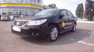 2011 Renault Latitude. Start Up, Engine, and In Depth Tour.
