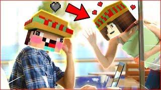 ¡mi Ex-novia Quiere Volver Conmigo! 😳 ¡amor En Minecraft! 💑