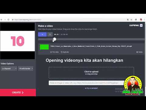 Edit Video Secara Online | Trim Video | Memotong Video Secara Online
