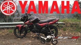 Gambar cover REVIEW YAMAHA SZ RR 150 BLUE CORE 2.0 - 2018 YAMAHA SZR