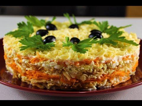 Салаты на день рождения - простые и вкусные рецепты на скорую руку [21 рецепт]