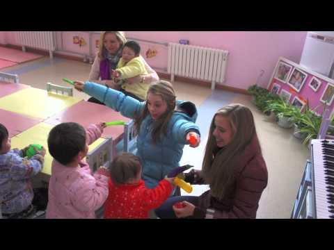2013 Visit to Luoyang Children's Welfare Institute