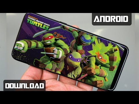 How To Download Teenage Mutant Ninja Turtles In Android With Proof