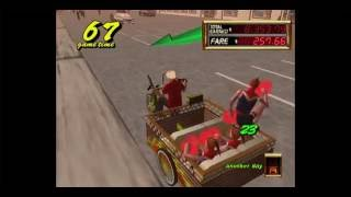 Crazy Taxi 2 DLC 1 Another Day Around Apple