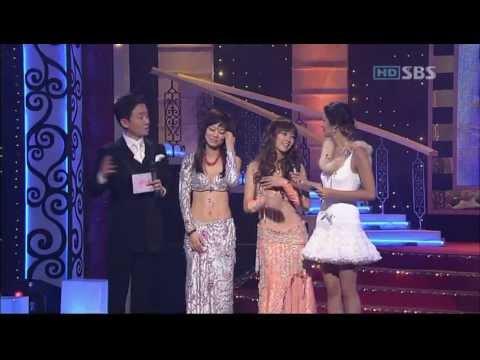 [HD] Bae Seul Ki Belly Dance  01.28.06 Shall We Dance