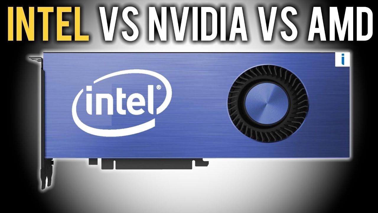 Intel's Gaming GPU to Compete VS NVIDIA & AMD