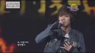 080912 MUSIC BANK - FTISLAND - 사랑후애 (After Love)
