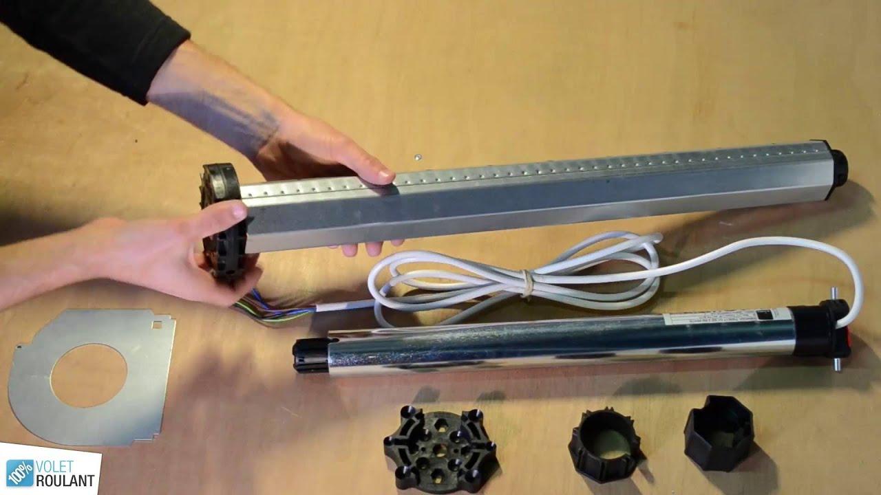 Comment Motoriser Un Volet Roulant Renovation 100 Volet Roulant Youtube