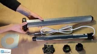 Comment motoriser un volet roulant rénovation - 100% Volet Roulant
