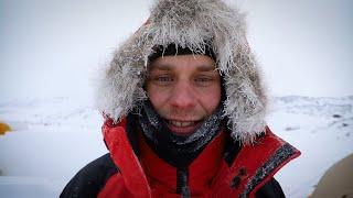 På overlevelse i Arktis med Flyvevåbnet