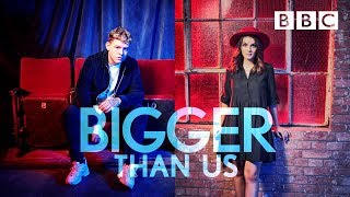 Holly Tandy VS Michael Rice | BIGGER THAN US Song-off - Eurovision: You Decide 2019