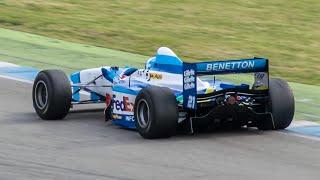 Boss GP 2018 Hockenheimring - F1 V10 Sound, GP2 & World Series
