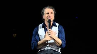 Bruno Pelletier - Le clown 2014.04.03 - Saint-Petersburg - ZHURA