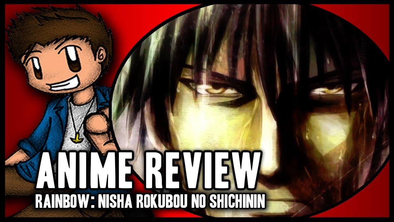Anime Review | Rainbow NRNS
