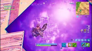 *NEW*Fortnite Crack is gone *Purple energy cube*