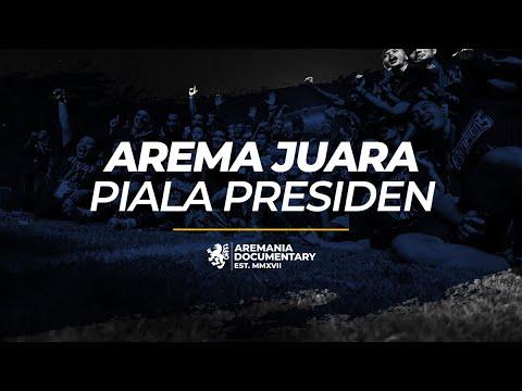 Aremania - Tour Final Piala Presiden 2017 At Stadion Pakansari, AREMA FC JUARA !!!