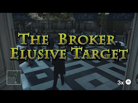 Hitman - The Broker Elusive Target Silent Assassin