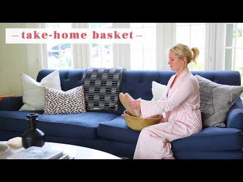Emily Henderson's At-Home Spa Day With Culligan
