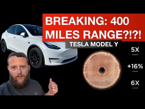 tesla-model-y---breaking-news-400-mile-range?!?!