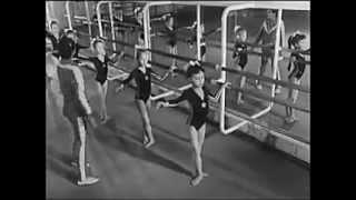Основные элементы художественной гимнастики