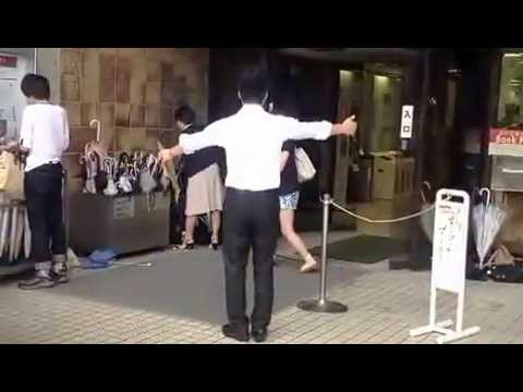 Free Hugs in Nagoya University