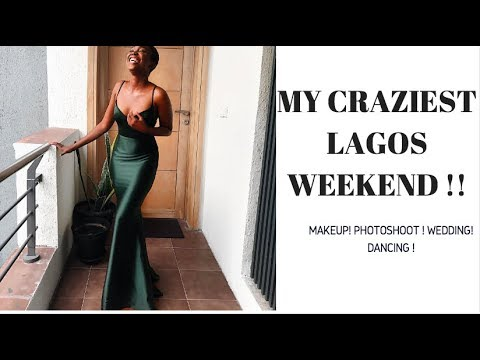 MY CRAZIEST WEEKEND IN LAGOS thumbnail