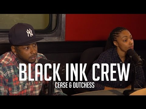 "Black Ink Crew Separate REAL from Reality, Talk Relationship Woes + Importance of HBCU""s"