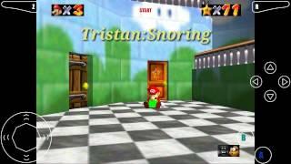 Sm64 Bloopers:tristan's Curse