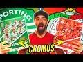 NOVA COLEÇÃO de CROMOS! 🦅🦁 BENFICA & SPORTING!