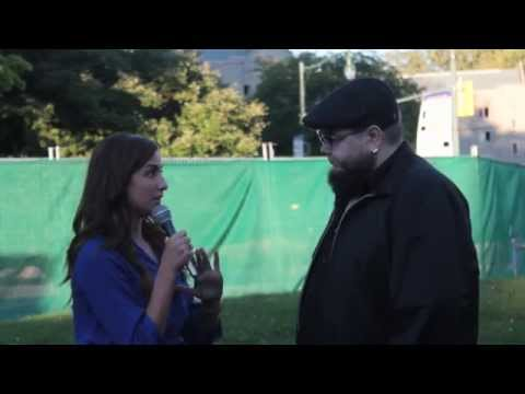 Western TV Interviews Shane Koyczan