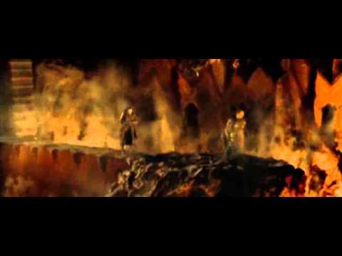 Lord Of The Rings Mount Doom Scene