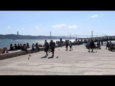Portugal Lisbon (Lisboa) - Tagus River Side
