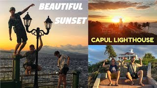 BEST Lighthouse In The PHILIPPINES? | Stunningly BEAUTIFUL Sunset In Capul