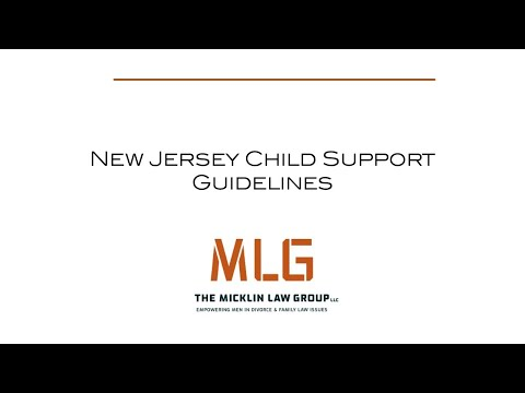 New Jersey Child Support Guidelines  Tips On What Should And Shouldn't Be Included 5 28 15 6 33 PM