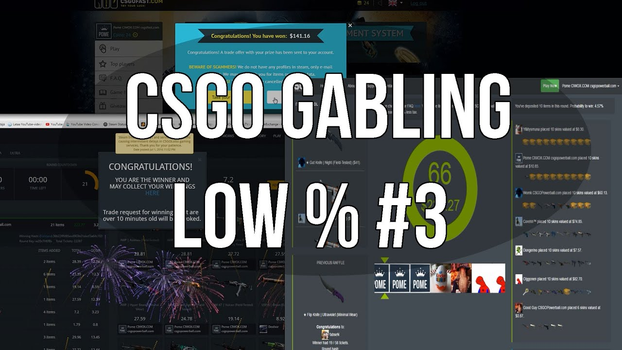 Cs Go Low Gambling Sites