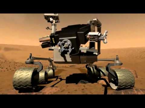CURIOSITY - Meet Nasa's New Mars Rover