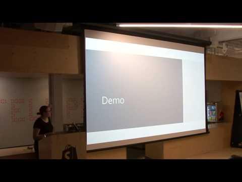 Pyladies Toronto May 2016 meet-up: Web scraping 101