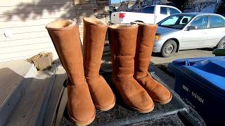 How to Clean UGG Boots Easily and Effectively Using the Factory Approved Method