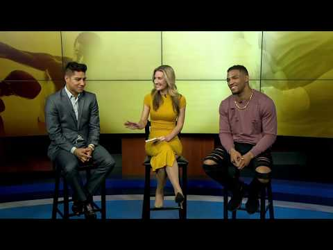 Boxer Jessie Vargas & UFC fighter Kevin Lee debate Mayweather-McGregor