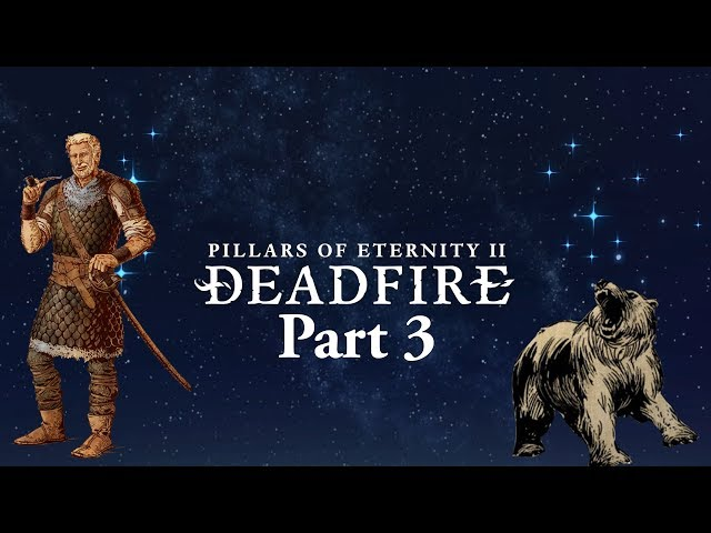 Bear in a Mansion, Pillars of Eternity II: Deadfire as Geomancer, Part 3