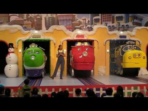 Chuggington Live! at City Square Mall, Singapore
