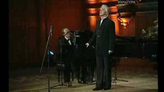 Dmitri Hvorostovsky - Night (Tchaikovsky)