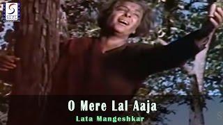 O Mere Lal Aaja - Lata Mangeshkar @ Mother India - Nargis, Raaj Kumar, Sunil Dutt