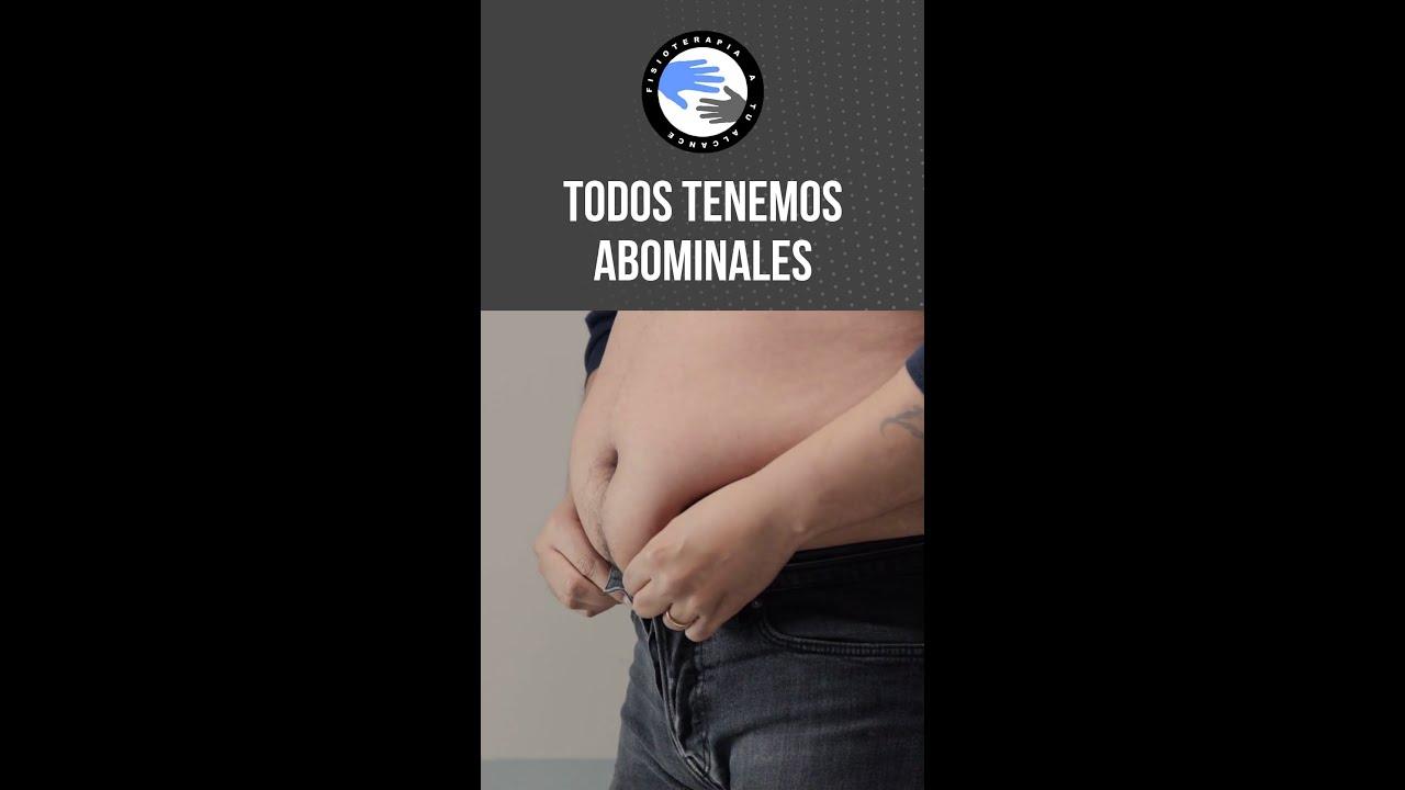 Todos tenemos abdominales